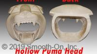 How To Make a Brush-On Mold of a 3D Hollow Model