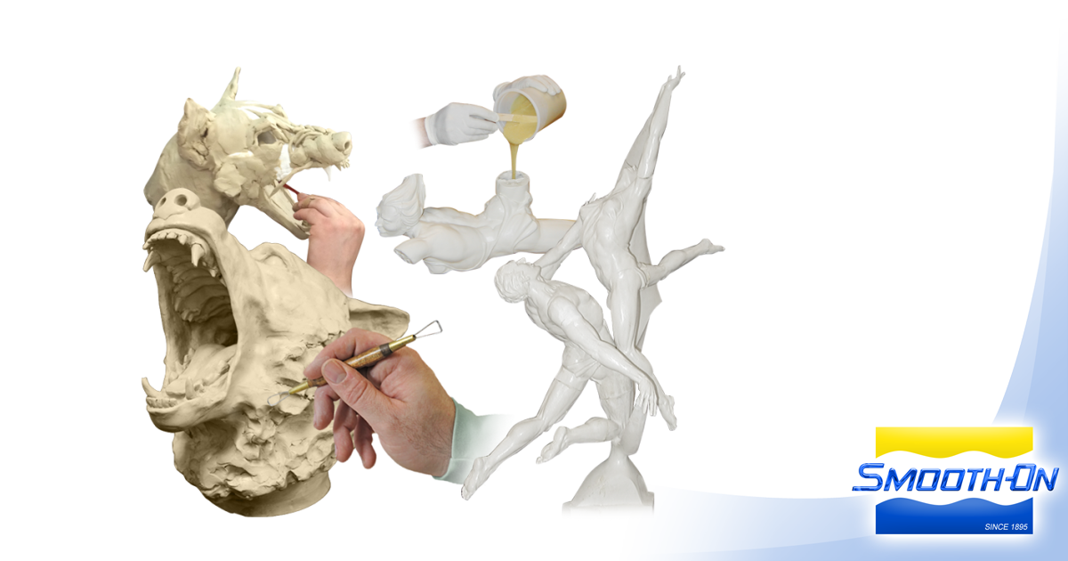 Sculpture & Art Casting with Smooth-On Materials