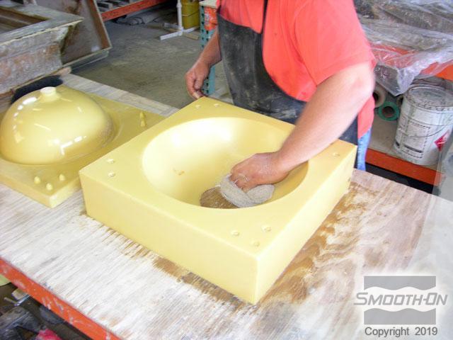 Previous: Demolding See More Concrete Mold Making U0026 Casting Tutorials U203a