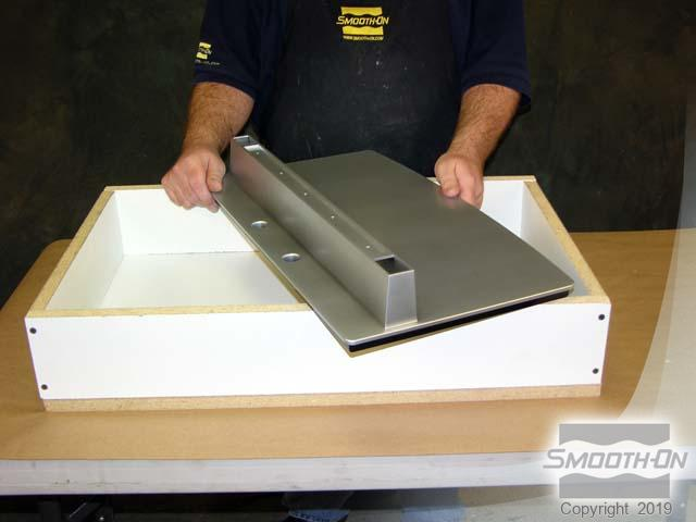 How To Vent a Silicone Mold to Eliminate Bubbles In Casting