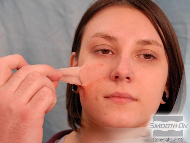 How To Make a Quick Silicone Wound Prosthetic
