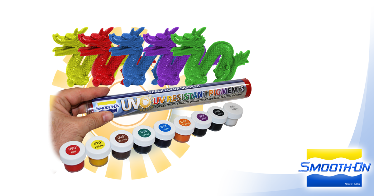 smooth colors uvo uv resistant pigments for urethane and epoxy smooth on inc