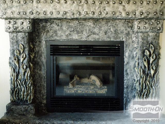 Adding A Creative Spark To Fireplace Surrounds
