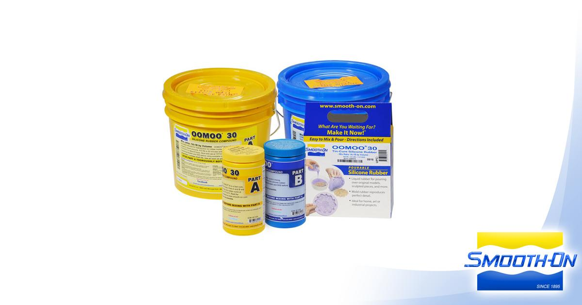 OOMOO™ 30 Product Information   Smooth-On, Inc