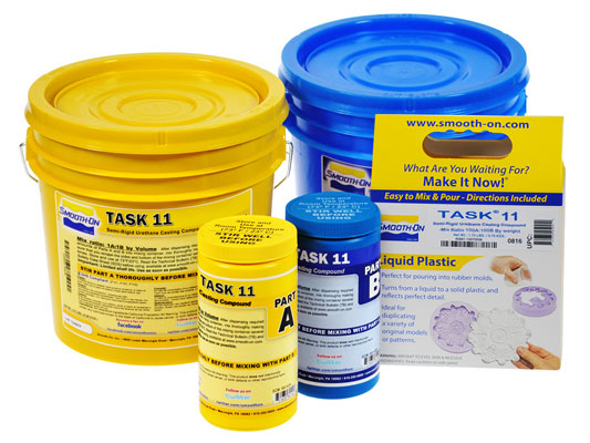 TASK™ 11 vs. EZ-Spray® Silicone 22 vs. EZ-Spray® FoamEZ-Spray® Silicone 22 versus EZ-Spray® Foam
