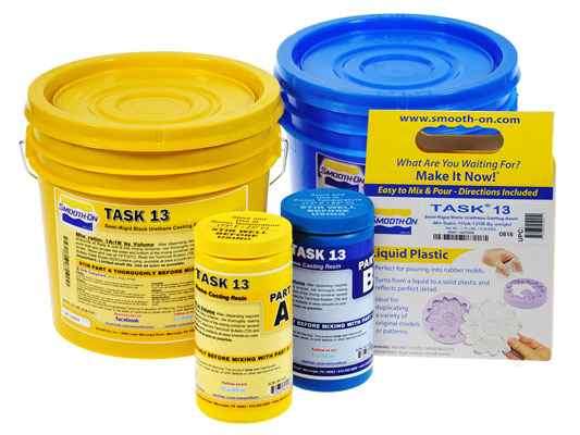 TASK™ 13 vs. EZ-Spray® Silicone 22EZ-Spray® Silicone 22