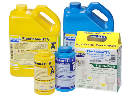 FlexFoam-iT!® V