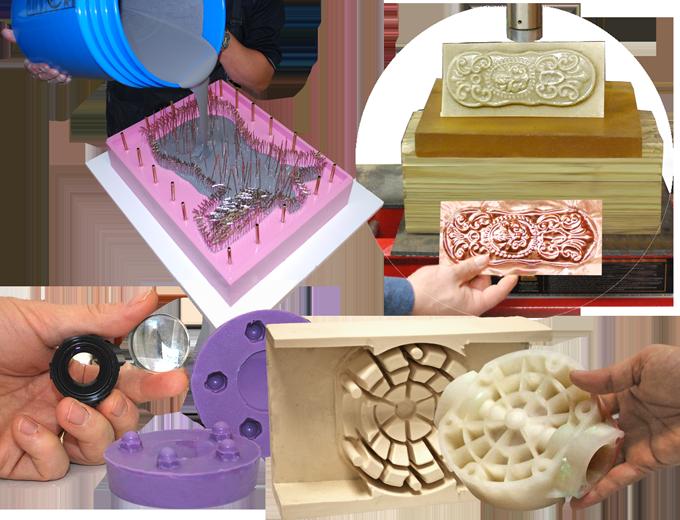 EpoxAcast™ Series, Castable Epoxy Resins | Smooth-On, Inc