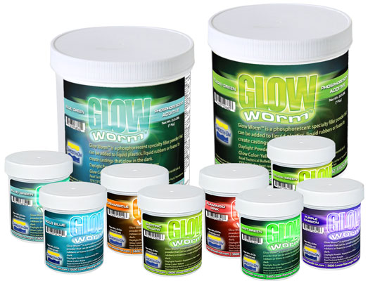 Glow Worm® Product Information | Smooth-On, Inc.