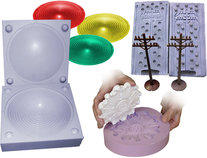 OOMOO™ Series, Easy to Use Tin Cure Silicone Mold Rubber