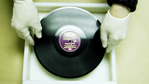 Molding and Casting a Record That Actually Plays