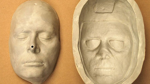 Creating a Urethane Resin Makeup Prosthetic Mold