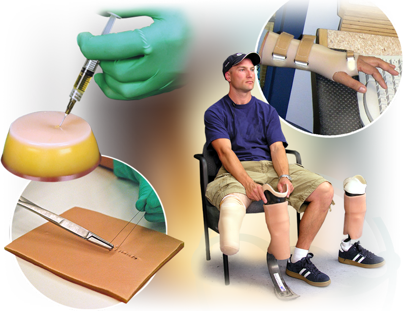 Medical Simulation & Orthotics/Prosthetics