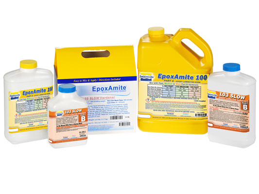 EpoxAmite™ 103 vs. EZ-Spray® Silicone 22EZ-Spray® Silicone 22