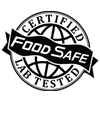 Certified Food Safe