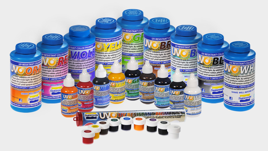 Introducing UVO UV Resistant Pigments