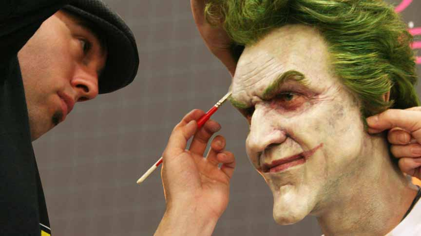 Bringing a Wild Vision Of The Joker To Life!