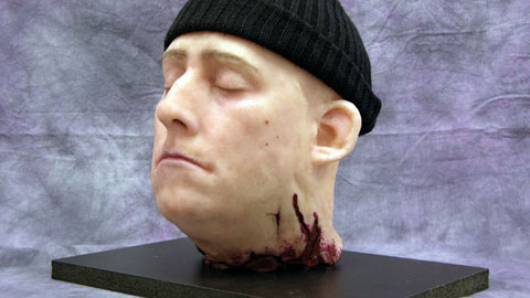 How To Make a Silicone Severed Head Prop