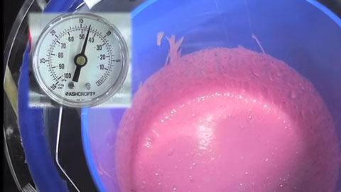 How To Vacuum Degas Silicone - Mold Max® 30