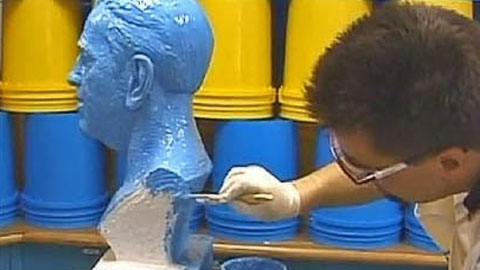 Making A Brush-On Mold Using Brush-On Urethane