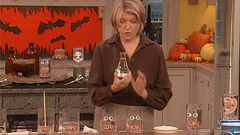 Martha Stewart Makes Encapso® K Specimen Jars