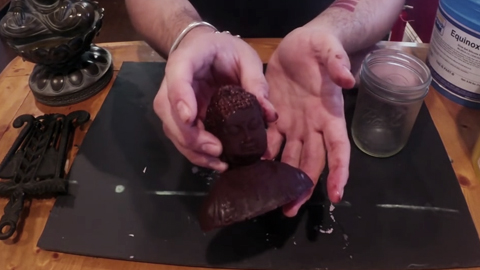 How To Create a Silicone Putty Mold for Casting Chocolate