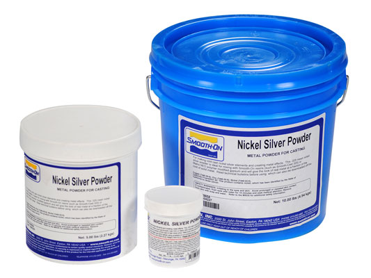 Nickel Silver Metal Powder