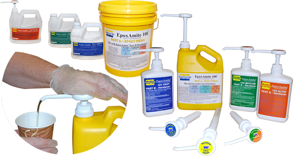 EpoxAmite™ Dispensing Pumps