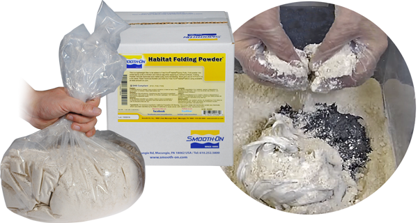 Habitat™ Folding Powder