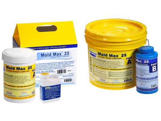 Mold Max 25 Silicone Mold Rubber Product Information