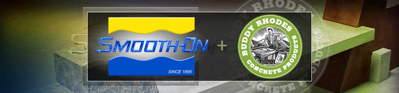 Smooth-On Acquires Buddy Rhodes Concrete Products Company