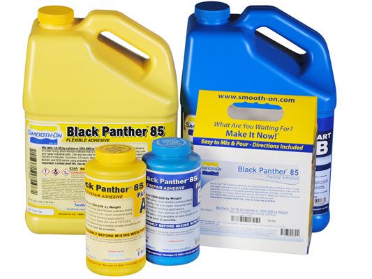EZ-Spray® Silicone 22 vs. EZ-Spray® Foam vs. Black Panther™ 85EZ-Spray® Silicone 22 versus EZ-Spray® Foam