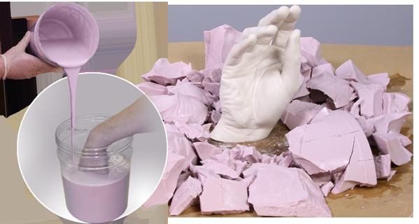 Alja-Safe™ Series, Skin Safe Crystalline-Silica Free