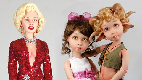 Award-Winning Artist Brings Dolls to Life