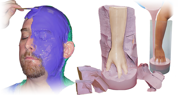 Two Day Hands On Lifecasting Seminar