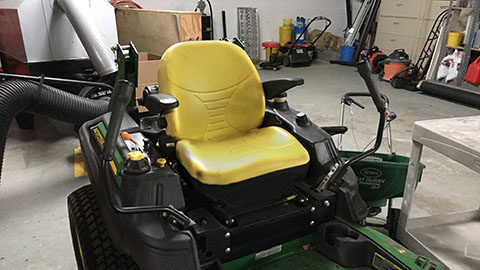 How To Repair a Tractor Seat Using FlexFoam-iT!™ 15