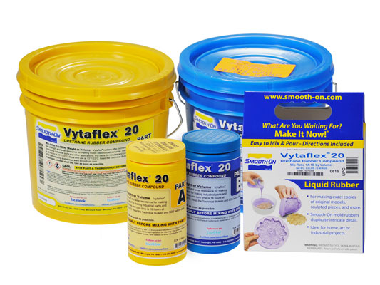 VytaFlex™ 20 vs. EZ-Spray® Silicone 22 vs. EZ-Spray® FoamEZ-Spray® Silicone 22 versus EZ-Spray® Foam