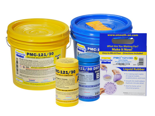 PMC®-121 30/DRY vs. EZ-Spray® Silicone 22EZ-Spray® Silicone 22