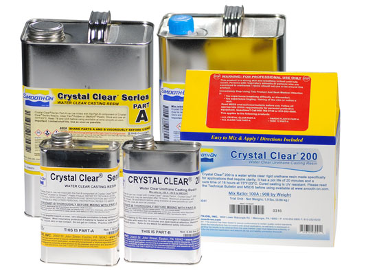 Crystal Clear™ 200 vs. EZ-Spray® Silicone 22 vs. EZ-Spray® FoamEZ-Spray® Silicone 22 versus EZ-Spray® Foam