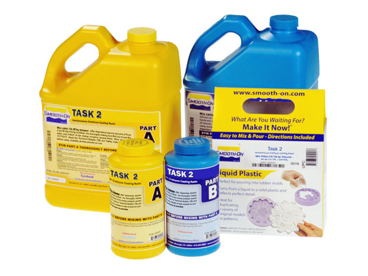 TASK™ 2 vs. EZ-Spray® Silicone 22EZ-Spray® Silicone 22